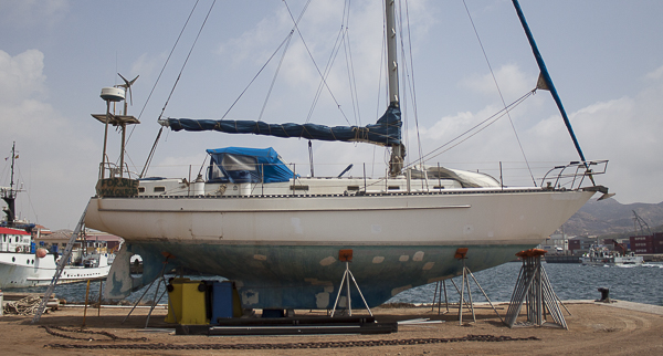Sailboat for sale august 2015