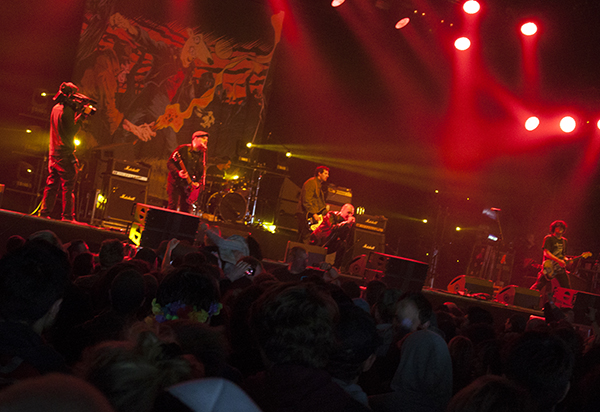 Screeching Weasel groezRock 2014
